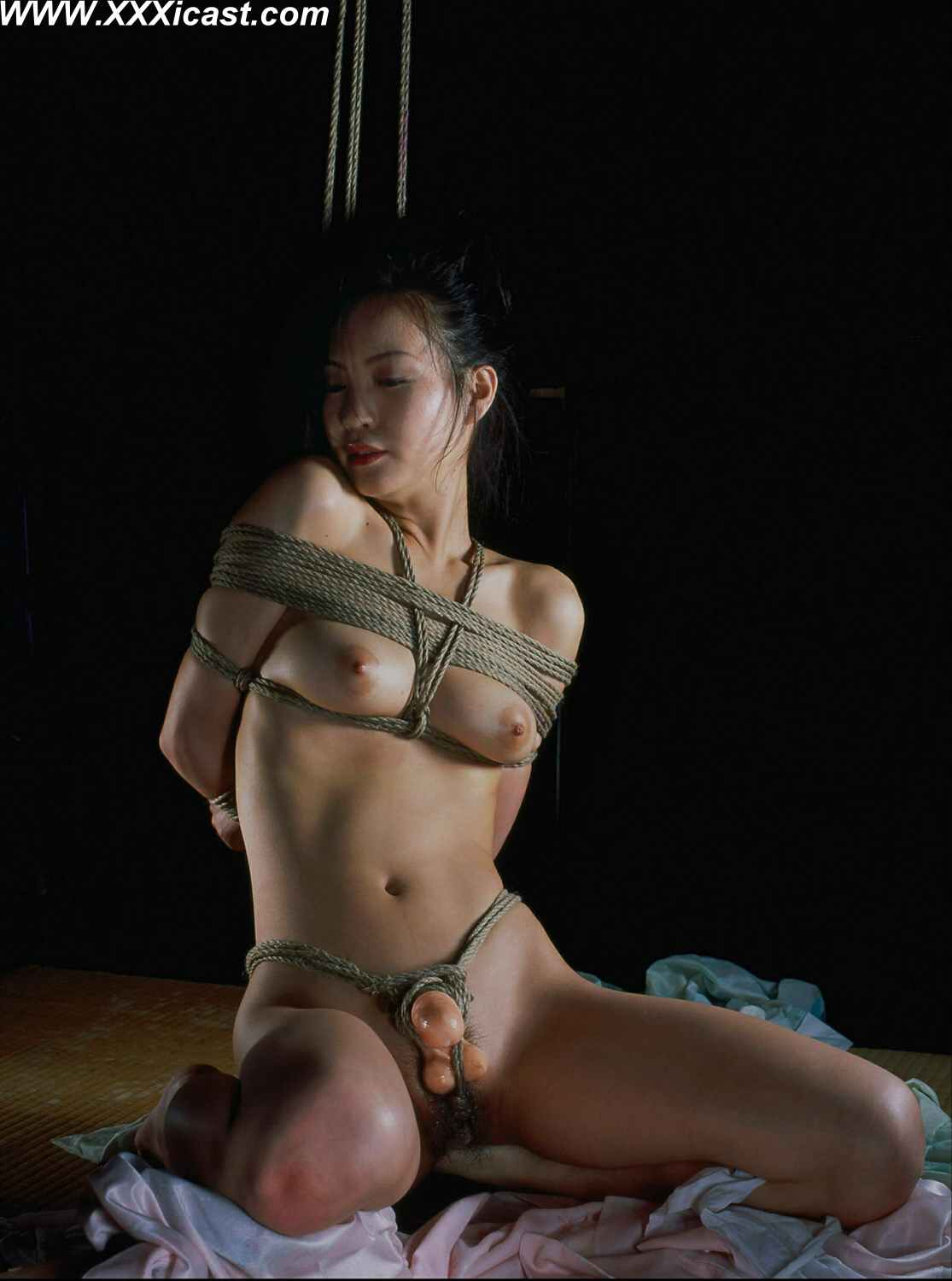 Asian rope bondage pictures