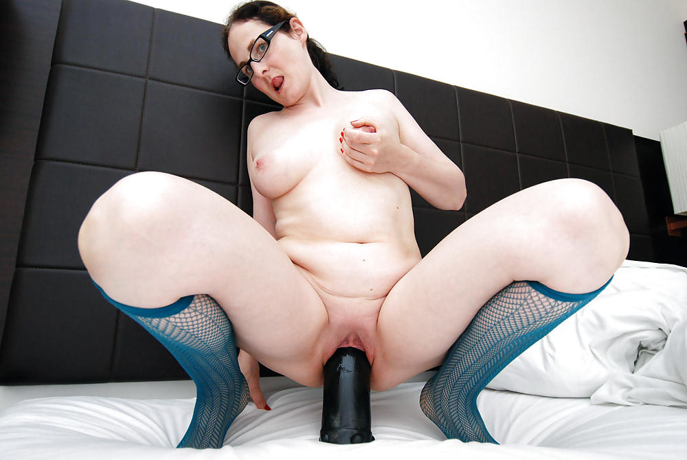 Thick long dildo