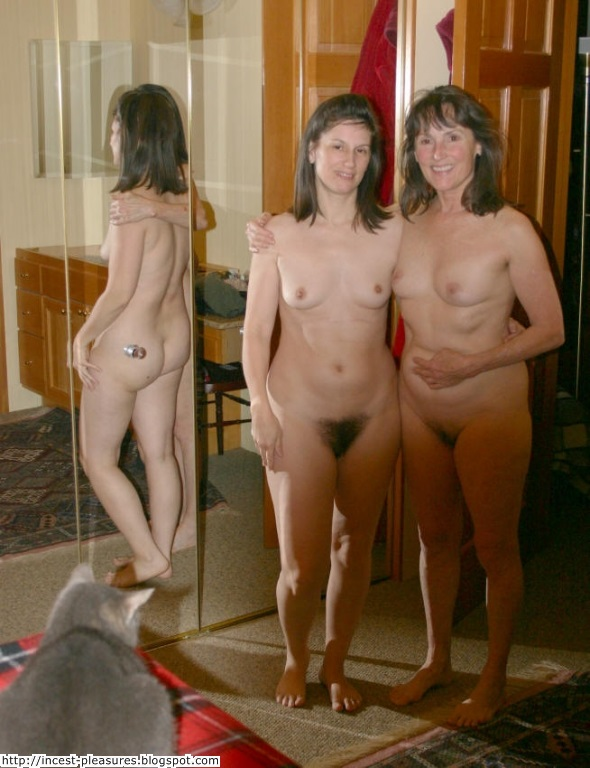 Opinion, mother daughter nude vintage simply