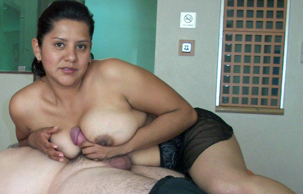 Mexican Bbw Teasing Cock