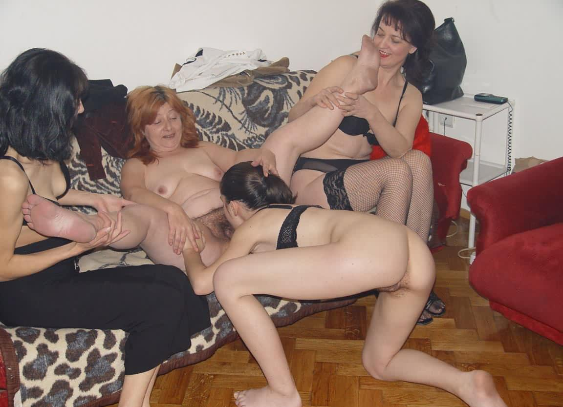 Mother Son Daughter Threesome