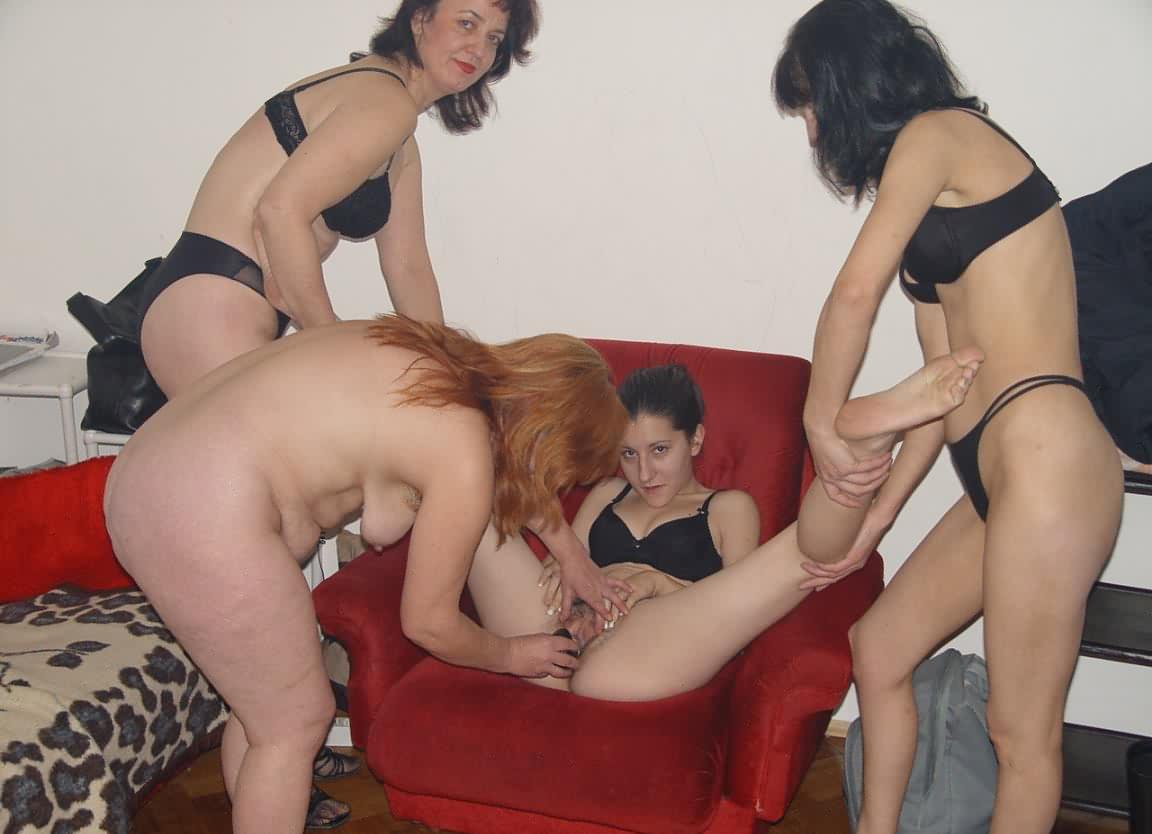 Female domination of submissive men slave training