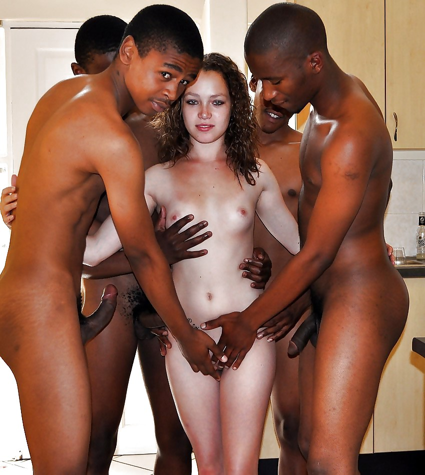Share My Wife Interracial
