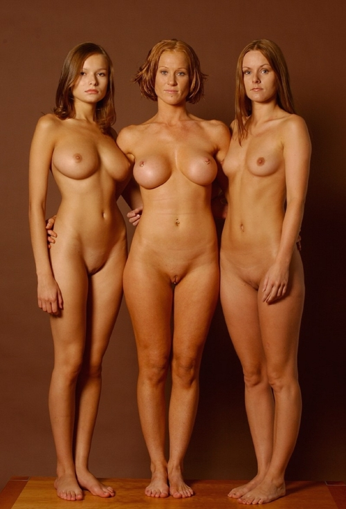 Naked mothers and daughter photos