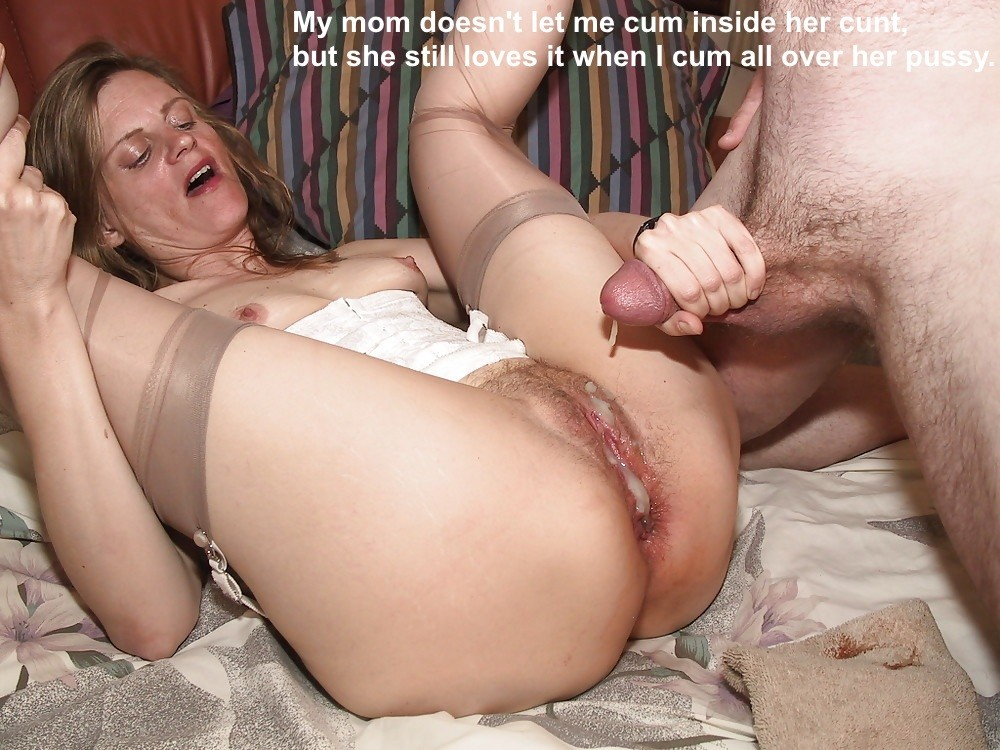 Mom Son Birthday Creampie