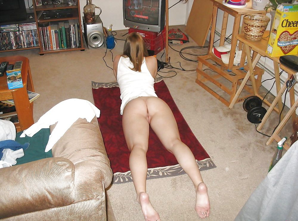 Wife ready to fuck