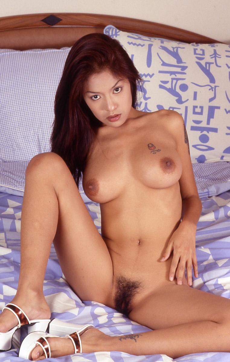 belle hot thai big tits, hairy pussy - motherless