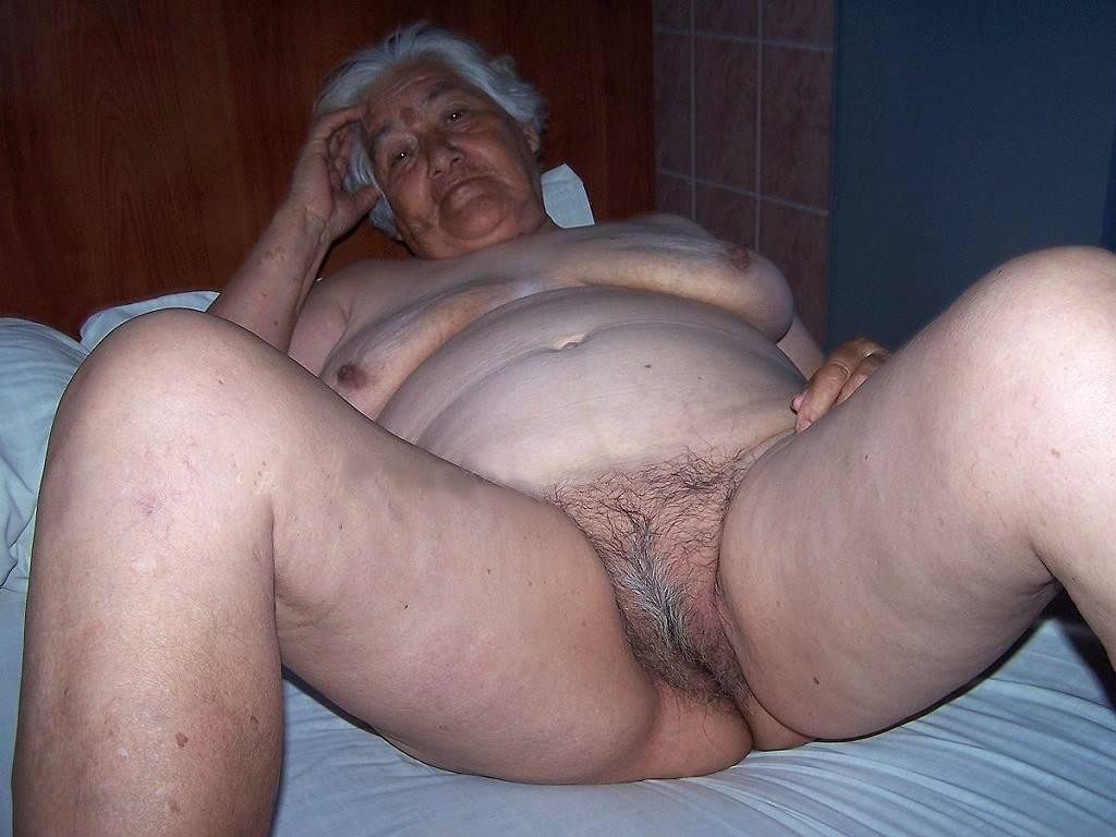 Disgusting naked old grannys girlfriend