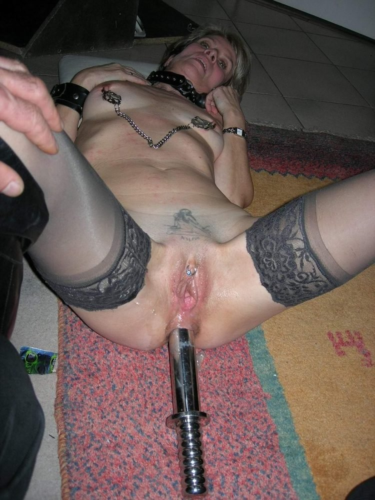 milf well used