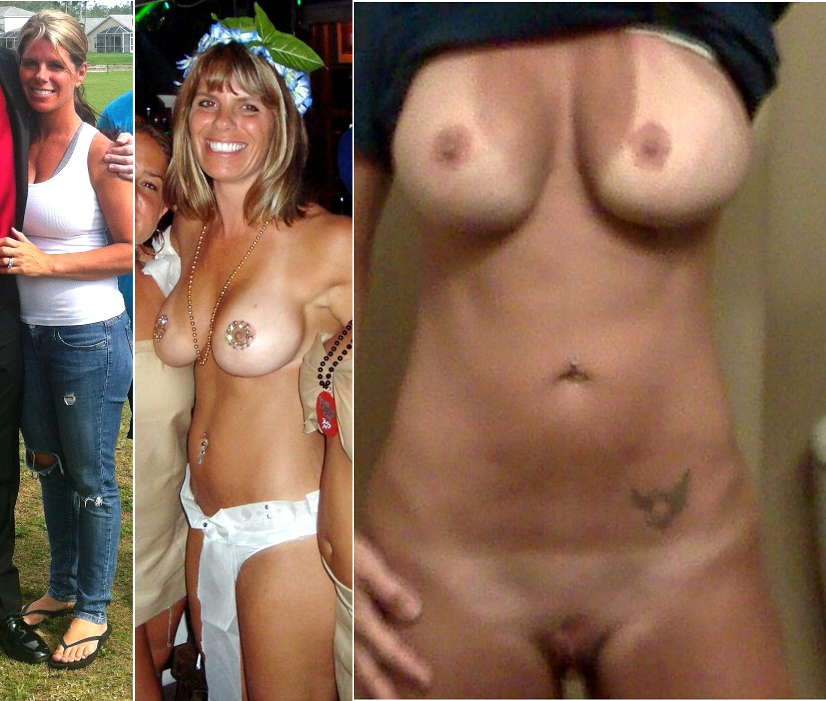 Seems wife dresssed naked really