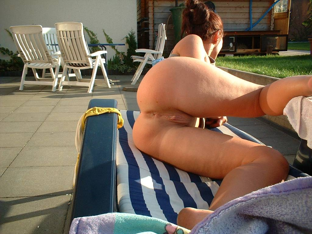 Foxy With Charming Cunt Filmed By Spy Amateur In The Outside 1