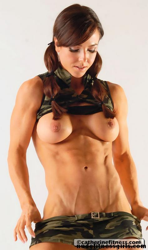 Turns out? muscle and fitness women nude theme