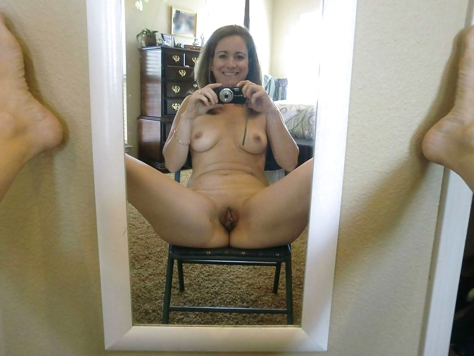 Amature milf selfies