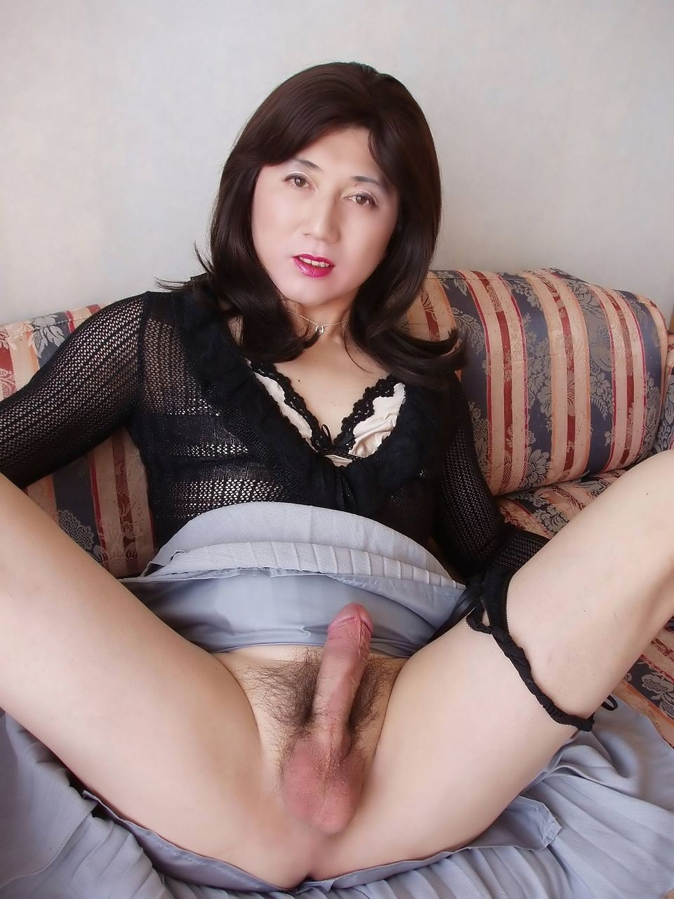 Asian crossdresser videos