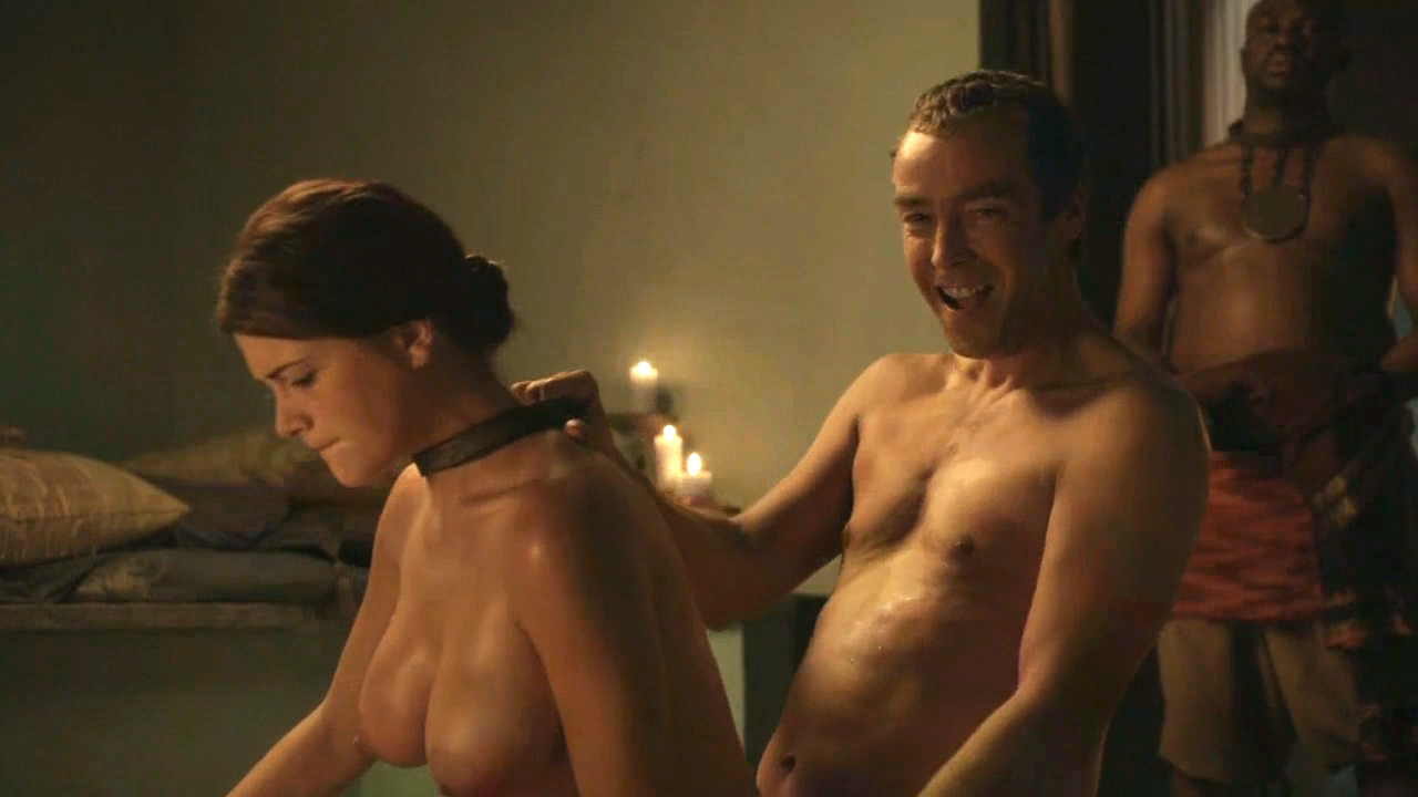 Lucy Lawless Nude Spartacus 28 Jpg
