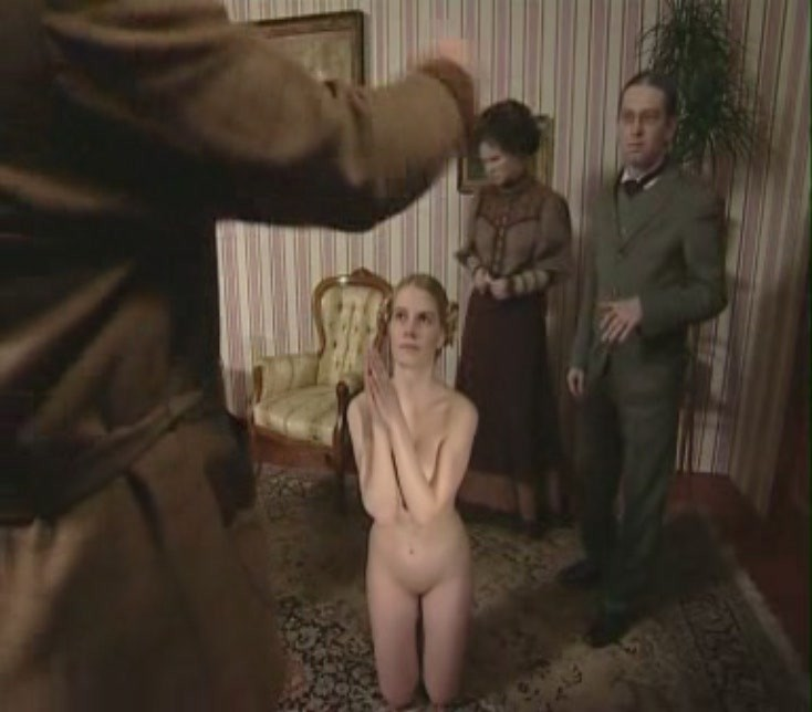 Are Prison strip search naked women