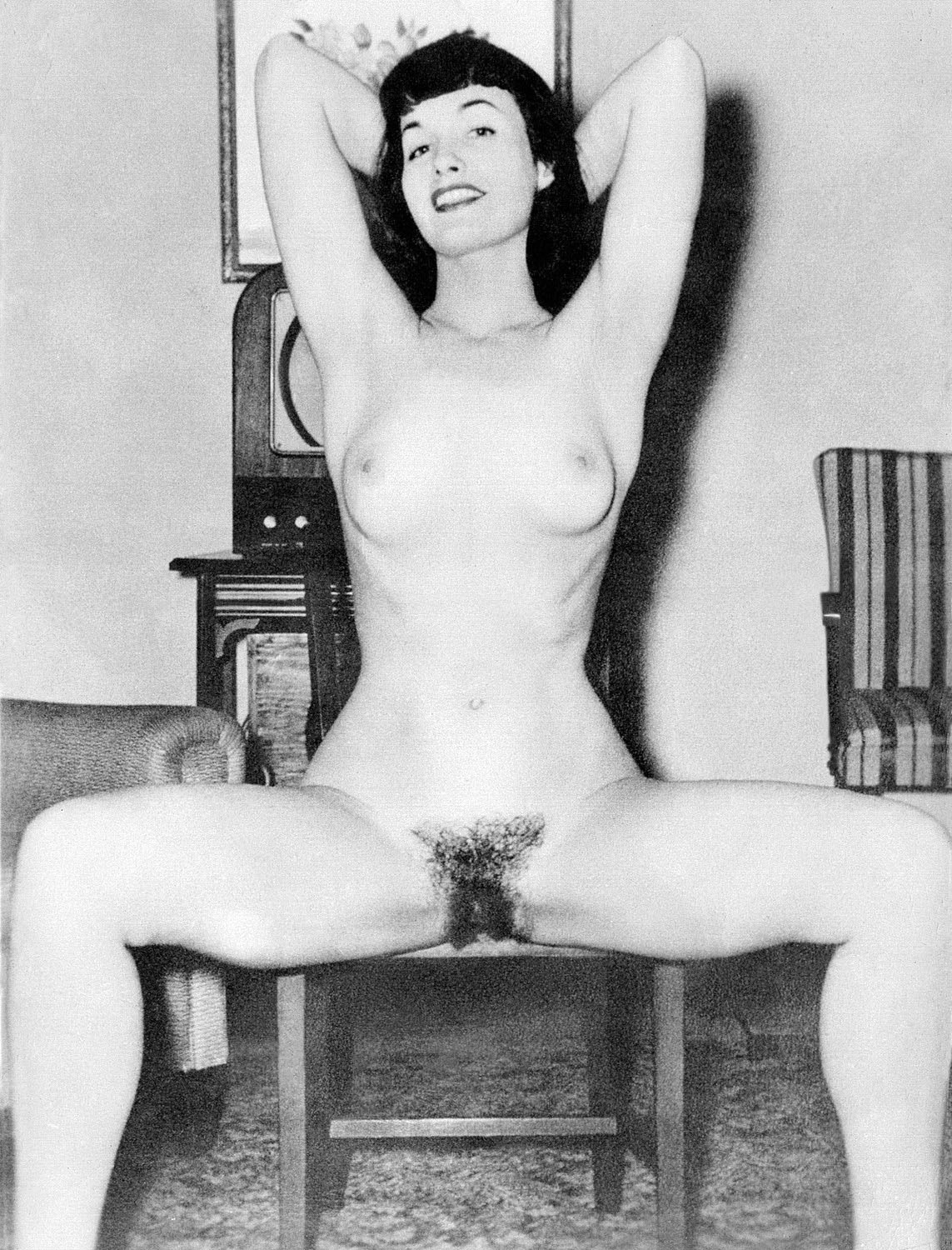 Page bush bettie
