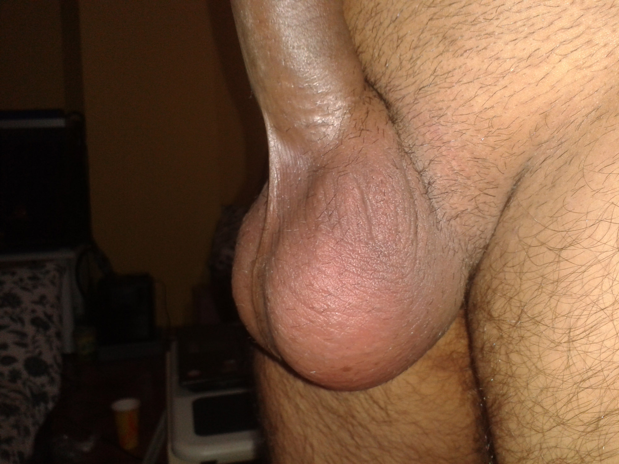 The Fuck big balls shaved question removed