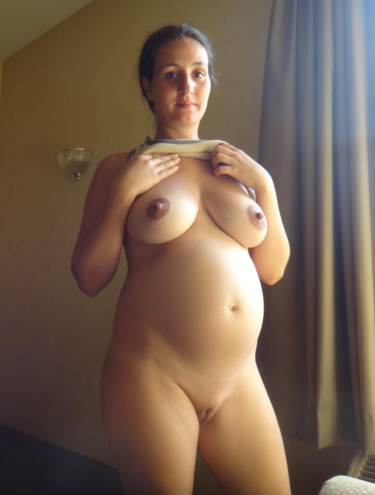 Pussy girl sexy pregnant