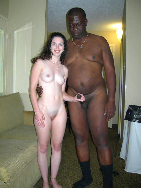 White milf with black