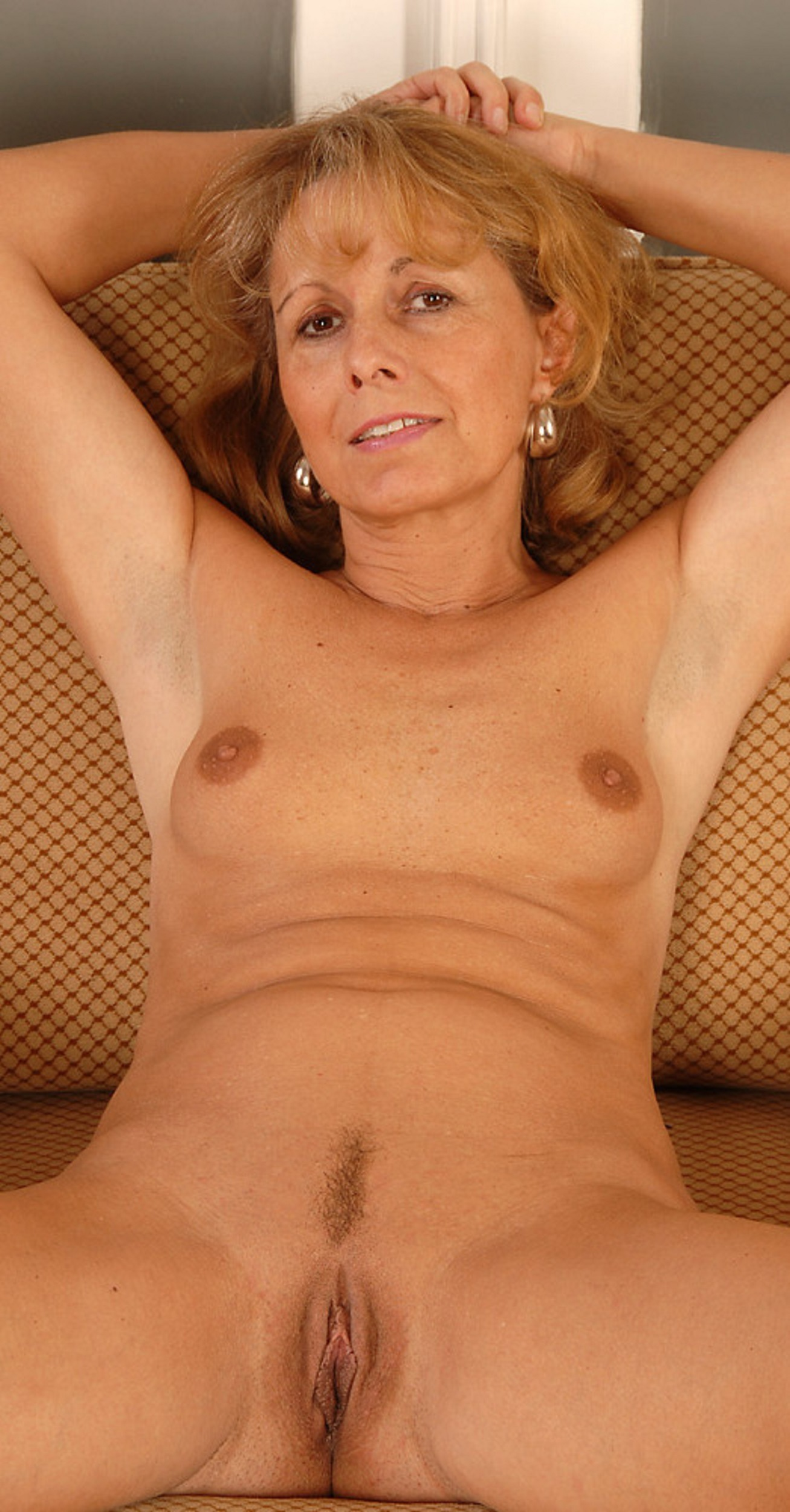 Flat Chested Older Women