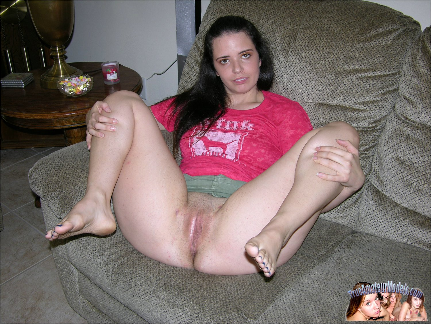 Pussy spread college girl amateur