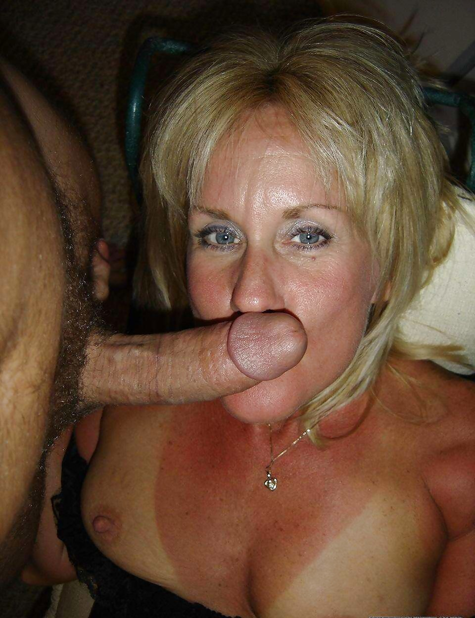 Mature blow job xxx