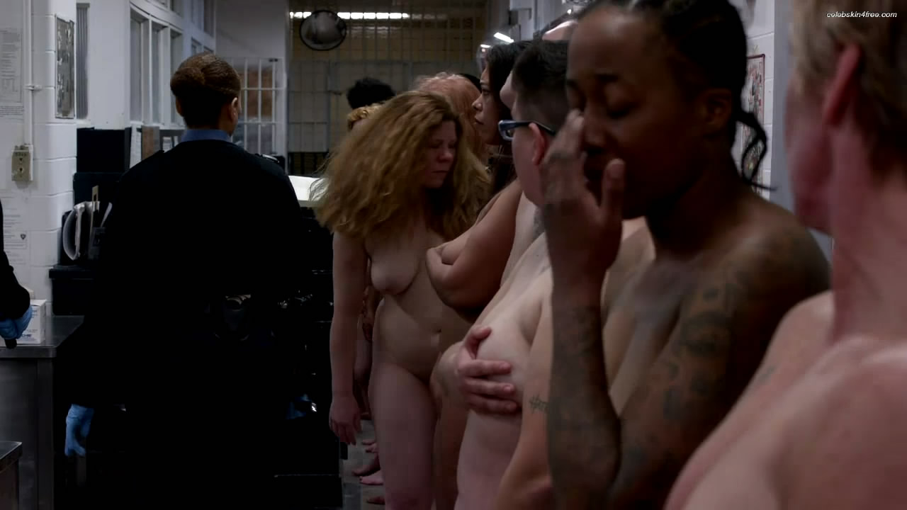 nude girls welcome prison to