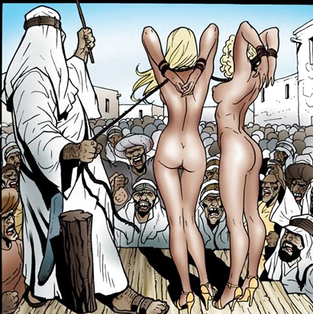 That's something arab girl sex slave auction are not