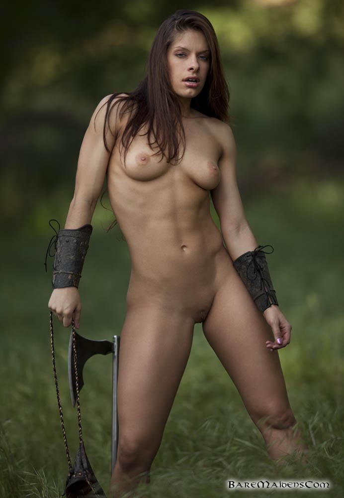 Women warriors fantasy pussy nude