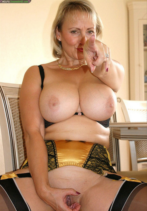 Mature Worships Young Cock