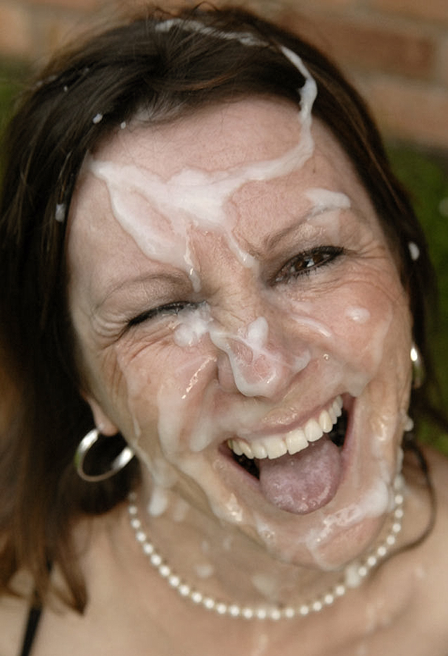 Mature massive facial