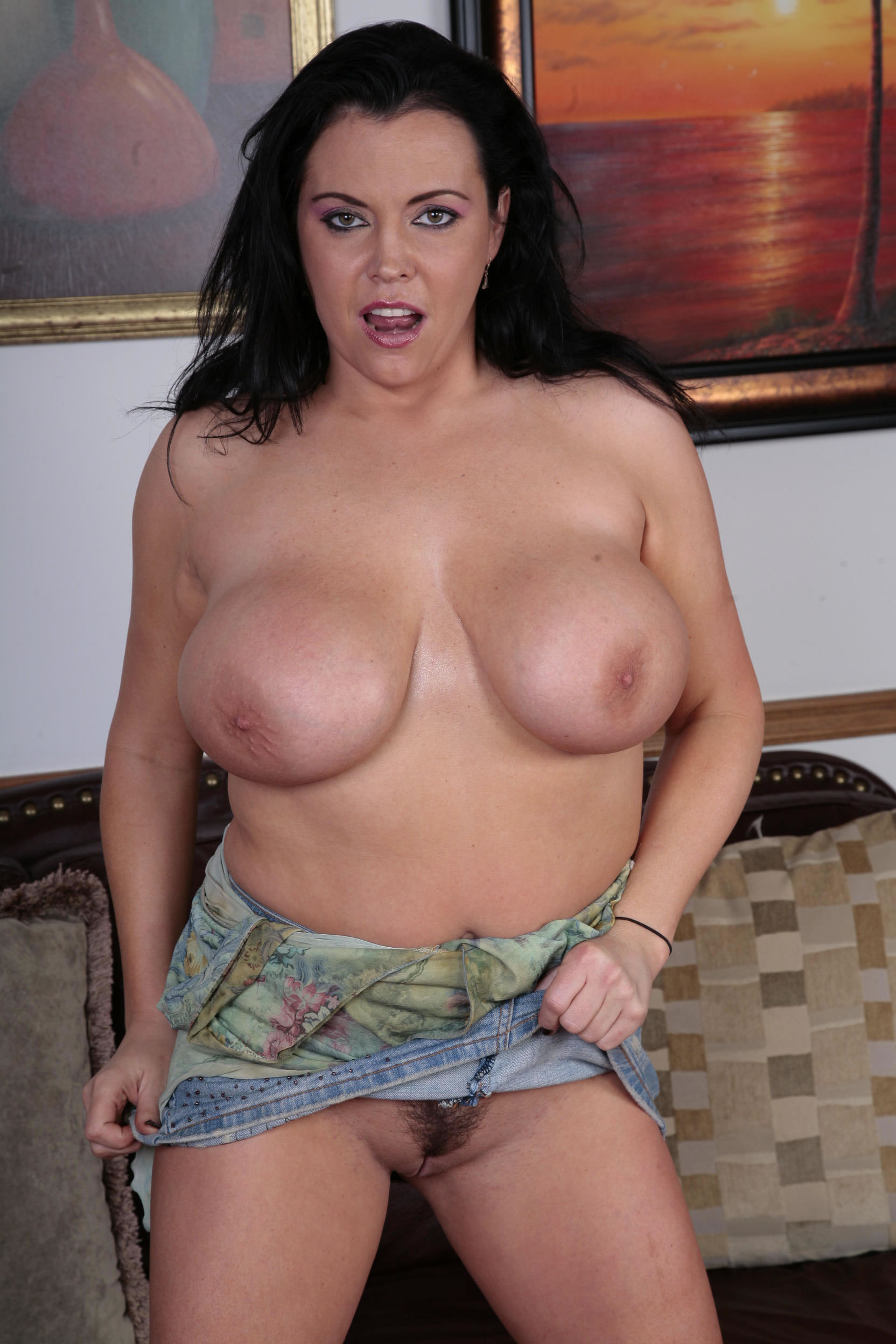 manage somehow. Quite hairy woman lick penis and facial assured, what error