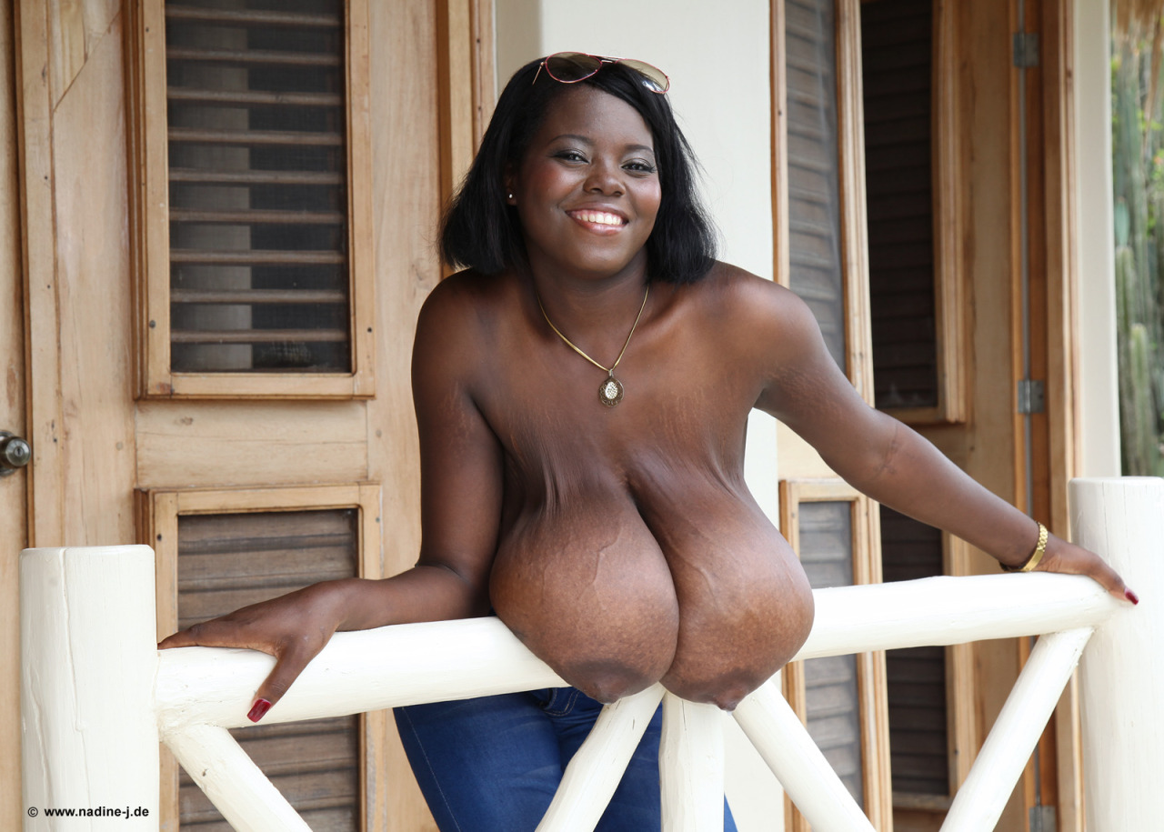 huge-saggy-black-breasts