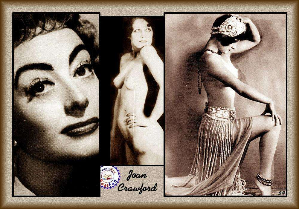 Joan Crawford Porn Pictures