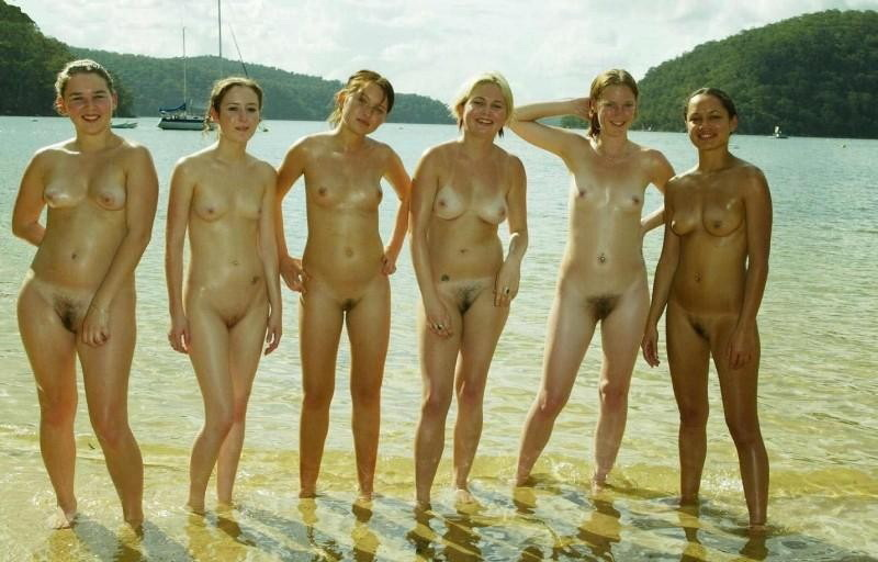 Naked girls with long nippls