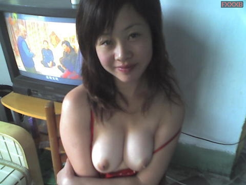 Painting of asian woman