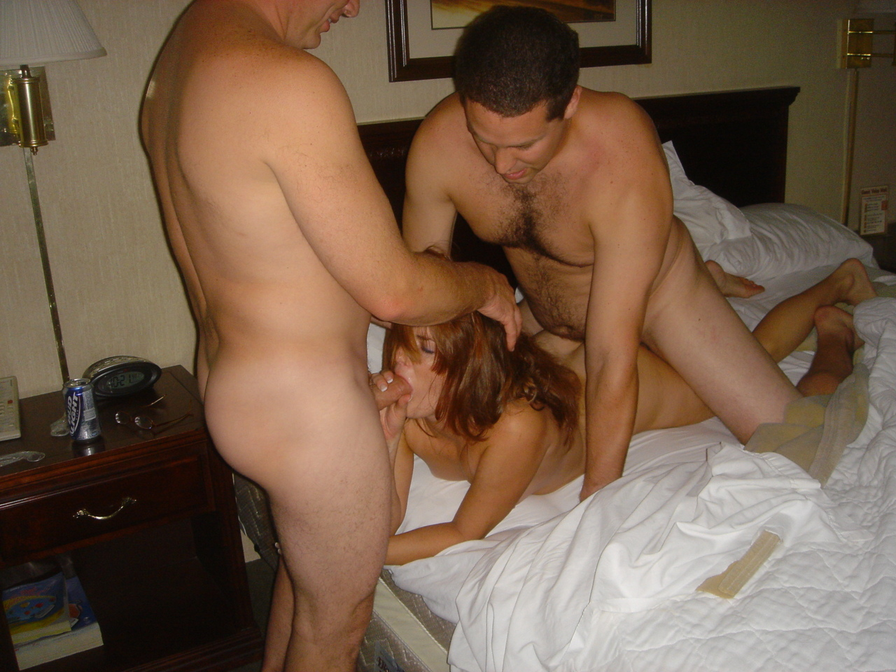 Bisexual Threesome Mmf Mature