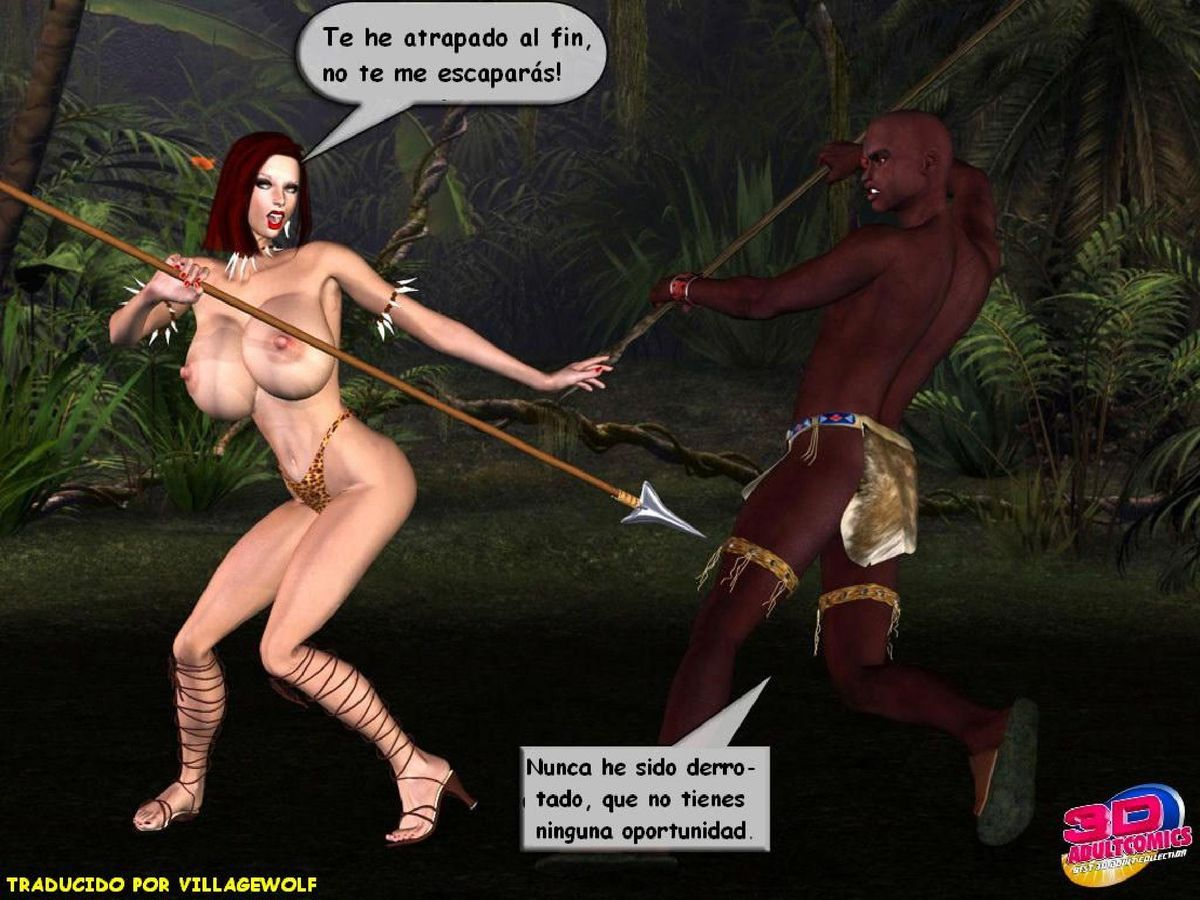 3d adult cartoon warrior sex gallery