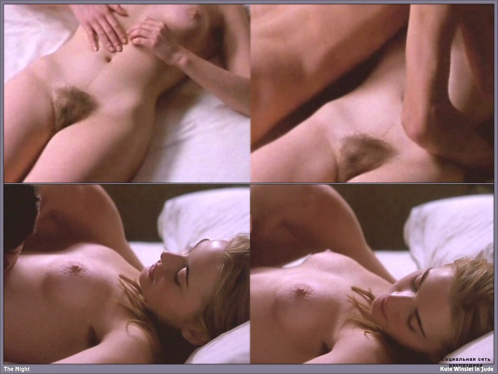 Kate winslet nude picture scenes