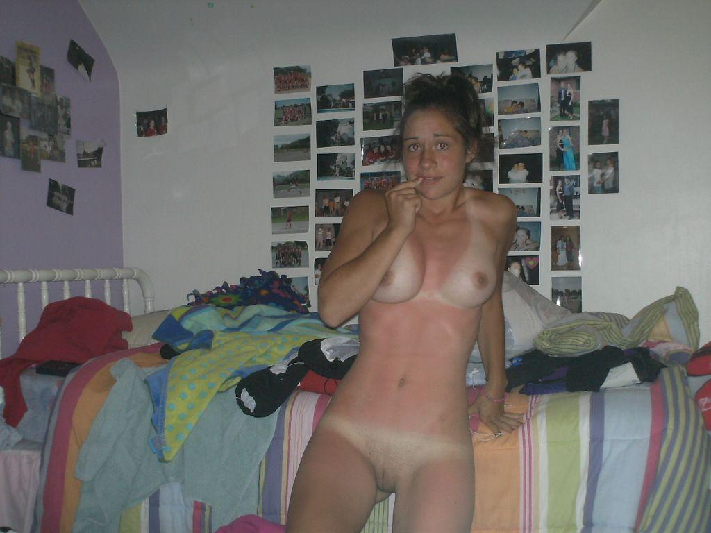 Think, naked sun burn girls with asses that
