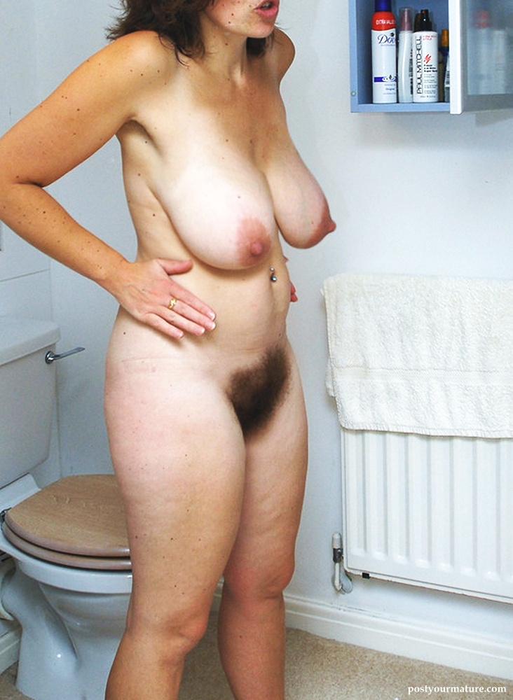 Mature hairy woman porn