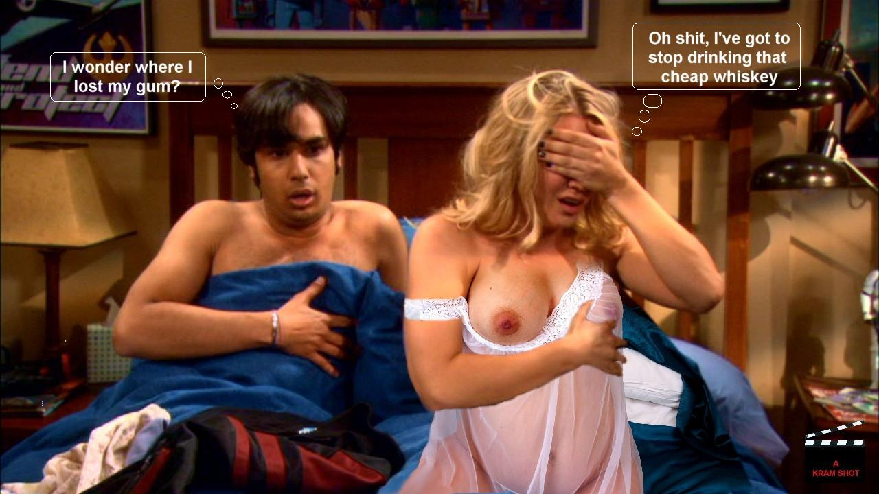 Knows its the big bang theory penny nackt some BIG