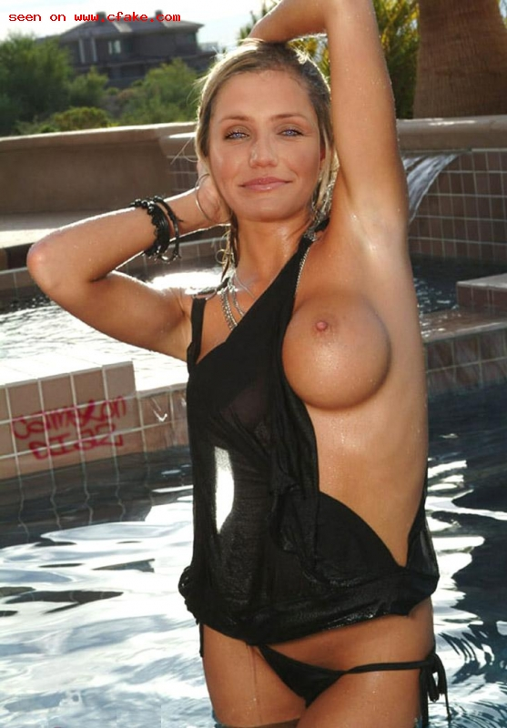 This Cameron diaz fake xxx