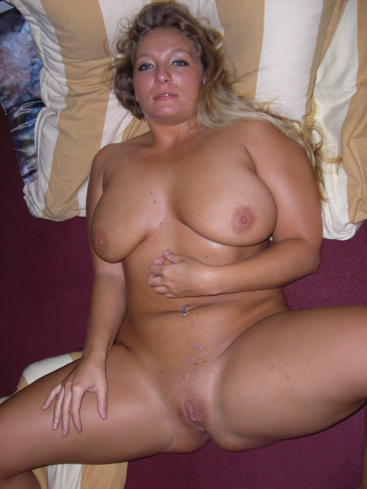 image Beautiful bbw milf first time cheater