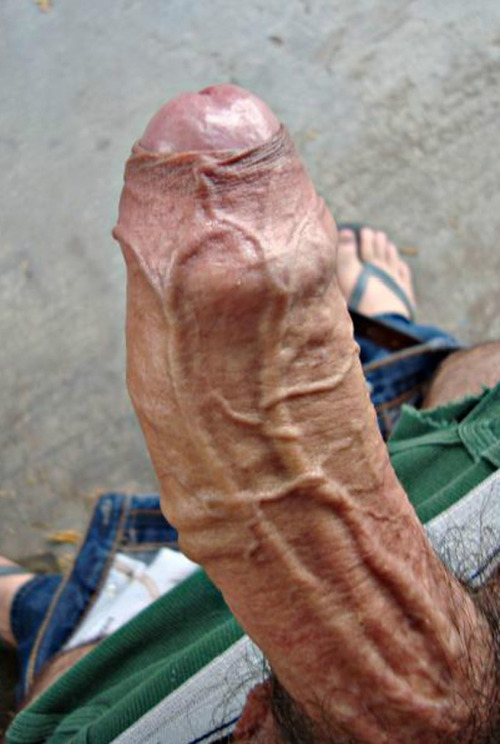 Big cock beautiful white veiny