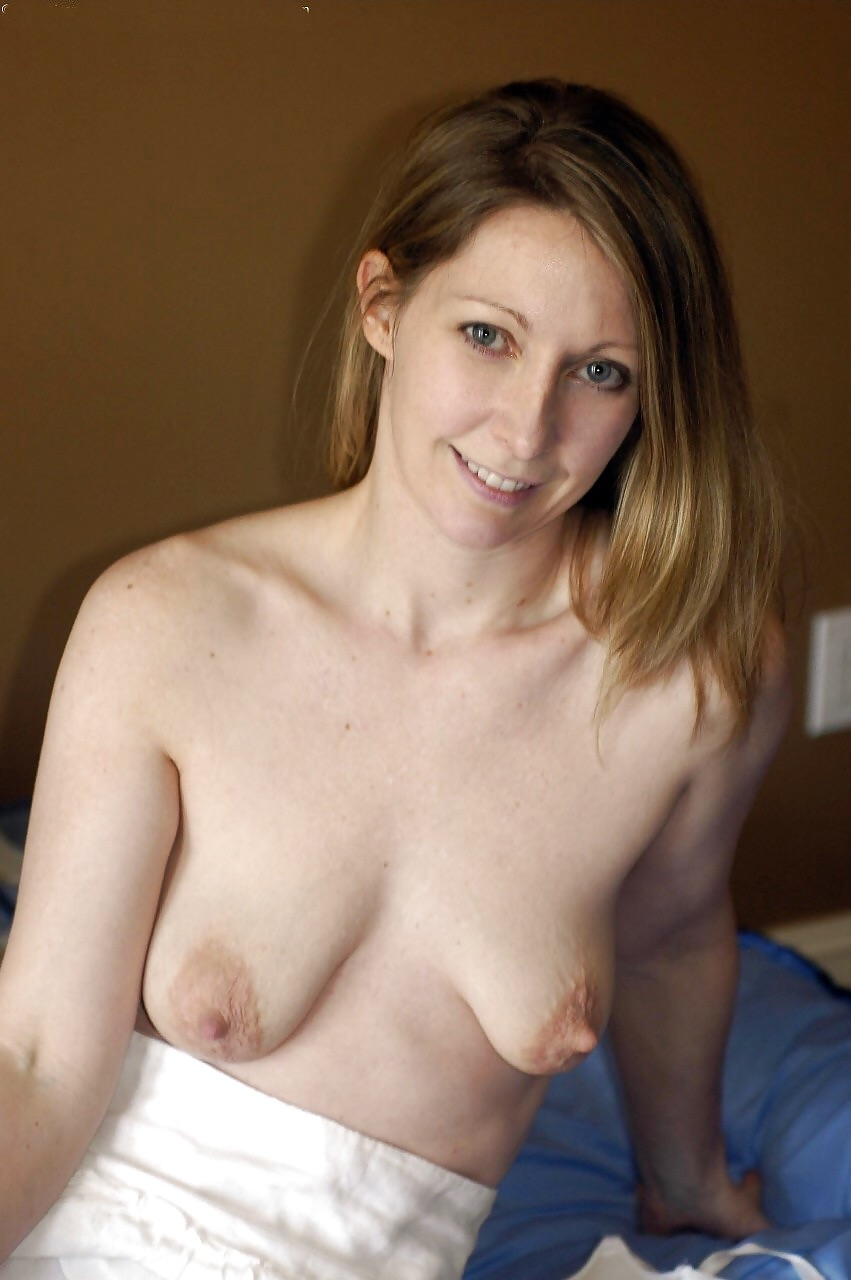 Young tiny saggy tits 11