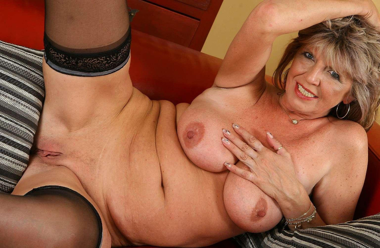 British mature granny fuck
