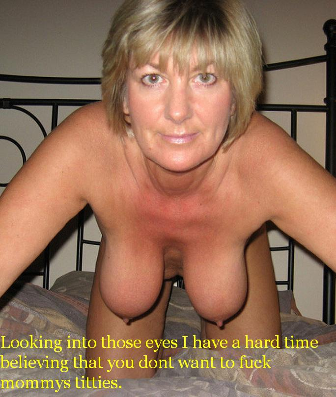 horny old lady captions