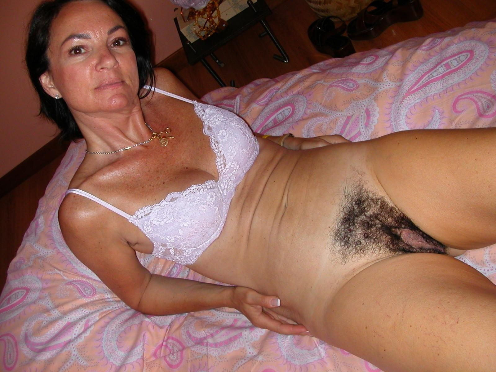 image Ancient hairy granny in stockings suck and fuck again